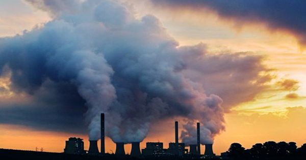 Record-Breaking Carbon Dioxide Detected In The Atmosphere Last Month