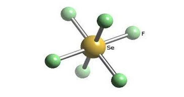 Selenium hexafluoride – an inorganic compound