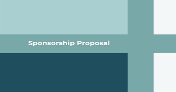 Sample Sponsorship Proposal Letter Format