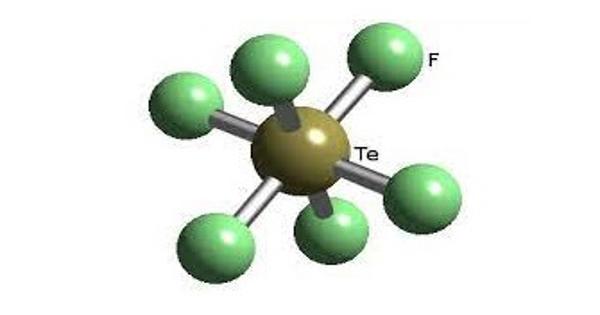 Tellurium hexafluoride – an inorganic compound