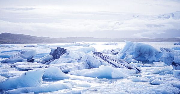 Third of Antarctic Ice Shelf at Risk of Collapsing Into the Sea Due To Global Warming