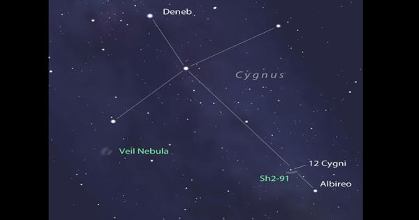 Albireo – a binary star found in the Cygnus constellation