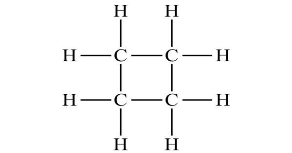 Cyclobutane – an organic compound