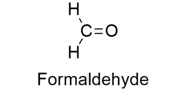 Formaldehyde – a naturally occurring organic compound