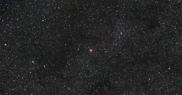 MY Cephei – a red supergiant star