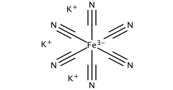 Potassium ferricyanide – a chemical compound