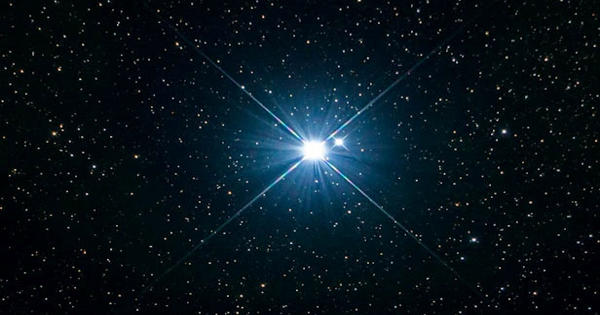 Alpha Crucis – a Star System in the Crux Constellation