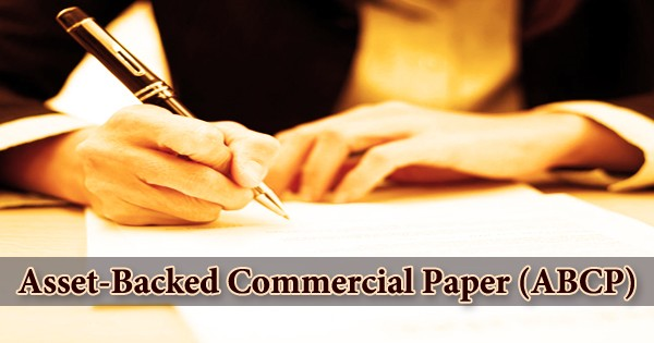 Asset-Backed Commercial Paper (ABCP)