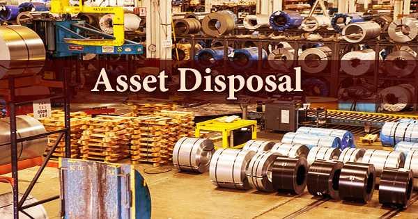 Asset Disposal