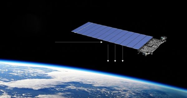 Astronomical Observatory Confirmed Dark Coating can Reduce Satellite Reflectivity by Half