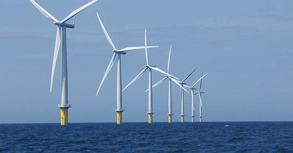 Biden Administration Approves First Major Offshore Wind Farm in the US