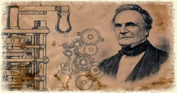 """Charles Babbage Once Sent The Most Pedantic Letter To Tennyson, Mathematically """"Correcting"""" His Poem"""
