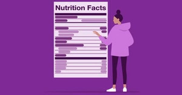 Health Economists says Healthy Nutritional Information can improve Nation's Diet