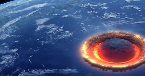 Large Chunk Of Europe Annihilated In NASA's Latest Asteroid Impact Simulation Exercise