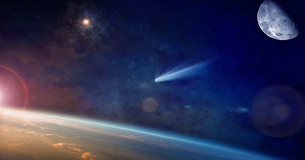 Local and Interstellar Comets have Heavy Metal in their Atmosphere