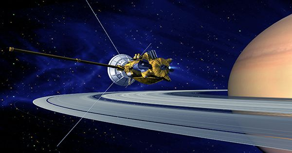 NASA Reveals Details Of Its Proposed Interstellar Probe