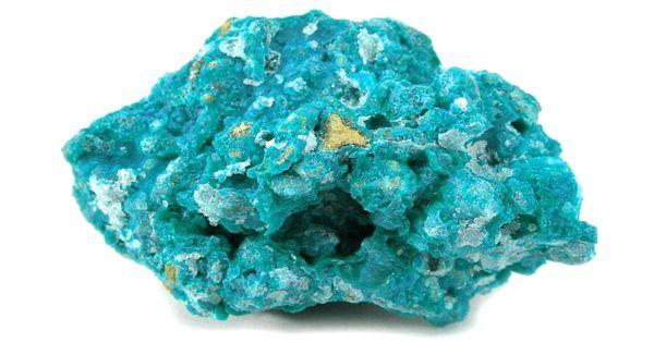 Népouite – a Rare Geographic Minerals