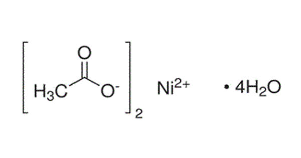 Nickel Acetate – a Water-soluble Chemical Compound