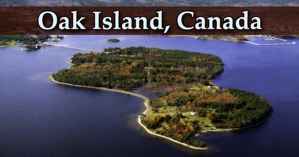 Oak Island, Canada