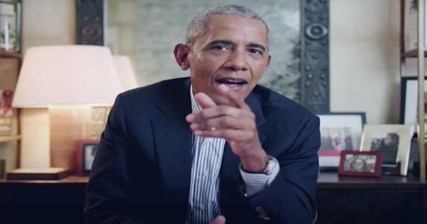"""Obama: """"There's Footage and Records of Objects in the Skies that we don't know exactly what they are"""""""