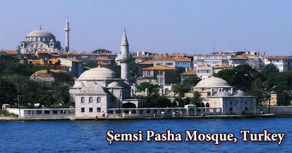 A Visit To A Historical Place/Building (Şemsi Pasha Mosque, Turkey)