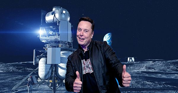 SpaceX Vs Blue Origin: Musk Trolls Bezos After Complaint To NASA Over Lunar Lander Contract