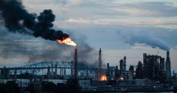 Study Shows Toxic Pollution Hits Poorer Populations