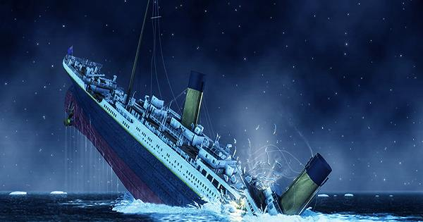 This Haunting Video Is The Only Genuine Footage Of The Titanic Before And After It Sank