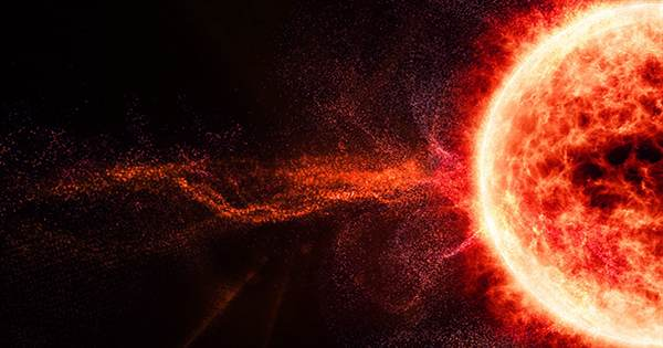 Watch Solar Orbiter Catching Some Enormous Coronal Mass Ejections