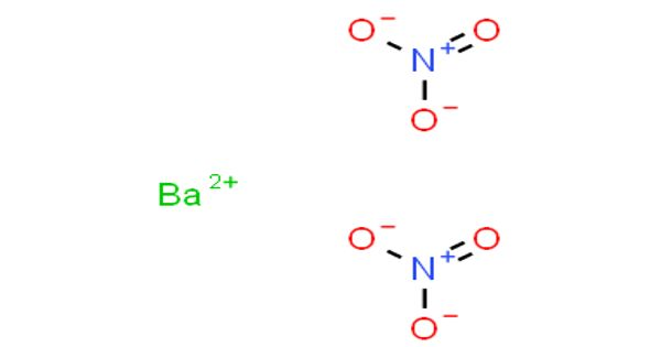 Barium Nitrate – an Inorganic Compound