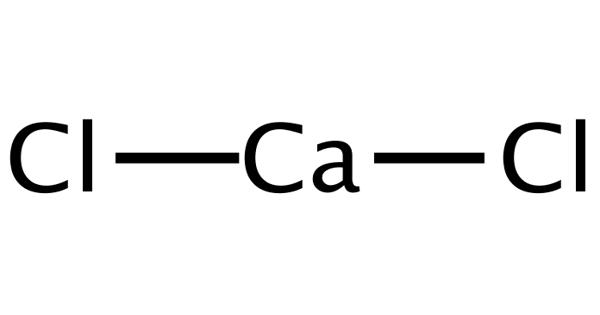Calcium chloride – an inorganic compound