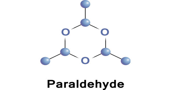 Paraldehyde – the Cyclic Trimer of Acetaldehyde Molecules