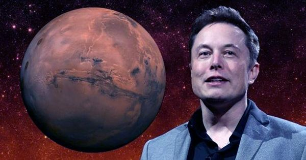 """A Book from 1952 Predicted an """"Elon"""" would One Day Rule over Mars"""