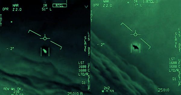 A Highly Anticipated Report on UFOs is about to be Released