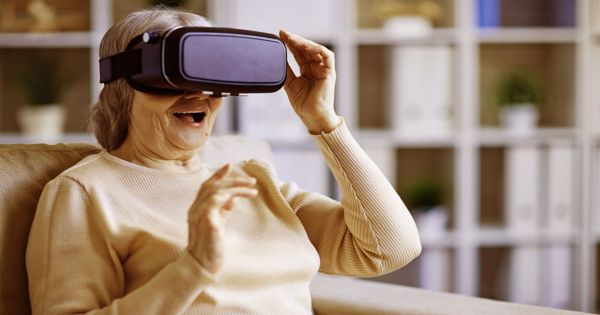 AR Technology can Develop the Lives of Older People