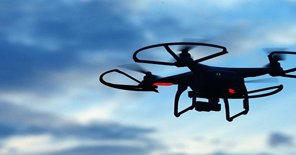 """An Autonomous Weaponized Drone """"Hunted Down"""" Humans without Command for First Time"""