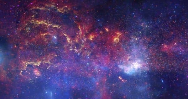 Astronomers Discovered a Prebiotic Molecule in Molecular Clouds near Galactic Center