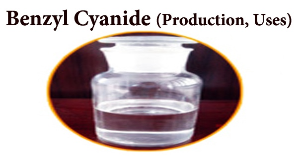 Benzyl Cyanide (Production, Uses)