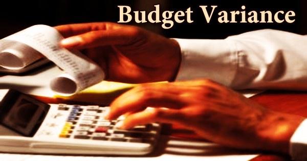 Budget Variance