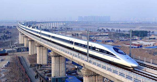 China Wants to Build an 8,000-Mile Underwater Train Line to the USA