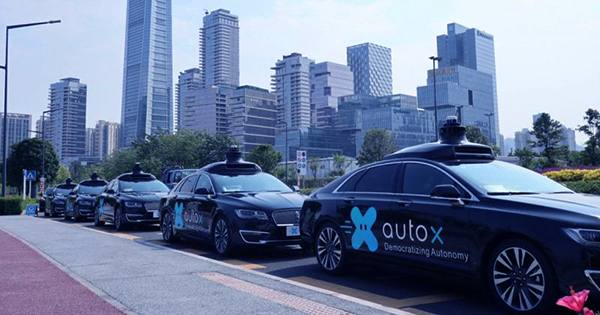 Chinese Startup Pony.ai Plans to Launch a Driverless Robotaxi Service in California in 2022