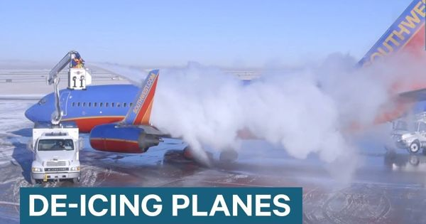 De-icing – the Process of Removing Snow