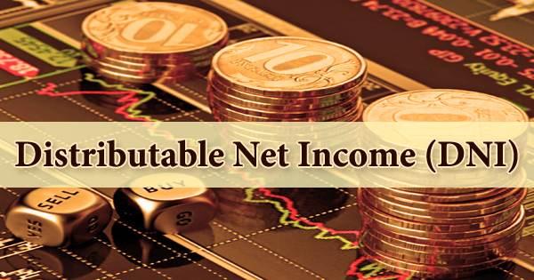 Distributable Net Income (DNI)