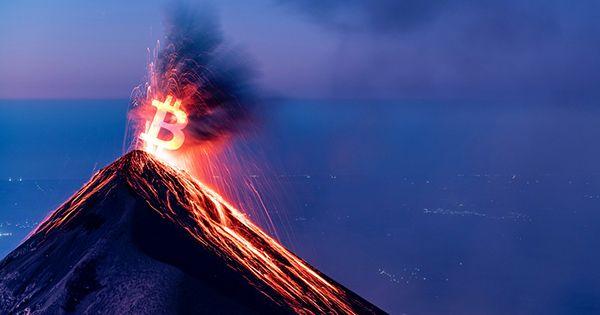 El Salvador to Use Volcano Power for Bitcoin Mining