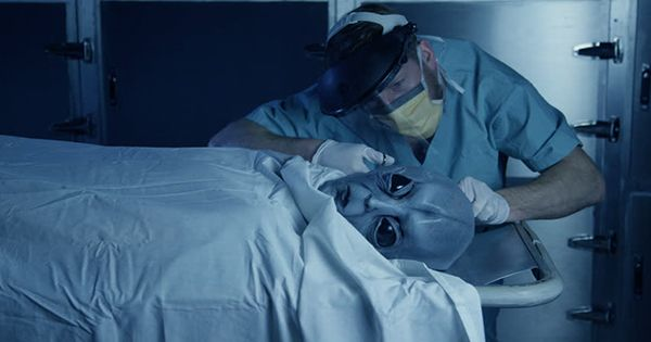 """Frame from Infamous """"Alien Autopsy"""" to be Sold as NFT for $1 Million"""