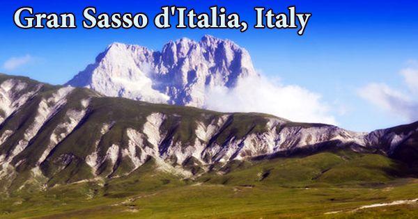 Gran Sasso d'Italia, Italy