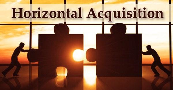 Horizontal Acquisition