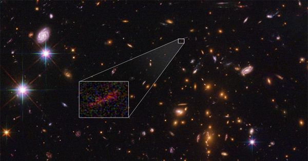 New Measurement of Hubble data reported Physical Properties of Galaxy Lack of Dark Matter