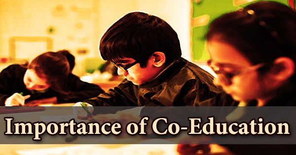 Importance of Co-Education