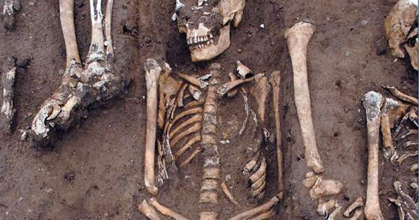 In Medieval Europe, the Dead and Buried weren't Left to Rest